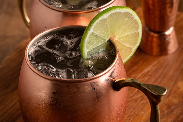 Deep Eddy's Moscow Mule