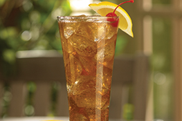 Towering Iced Tea