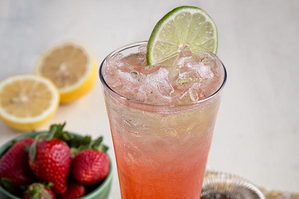 Strawberry Fields Refresher