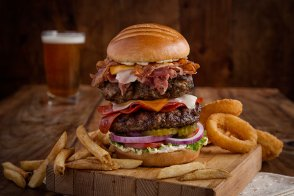 Whole Hog Burger
