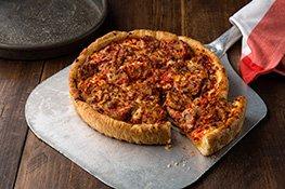 Little Italy Deep Dish Pizza