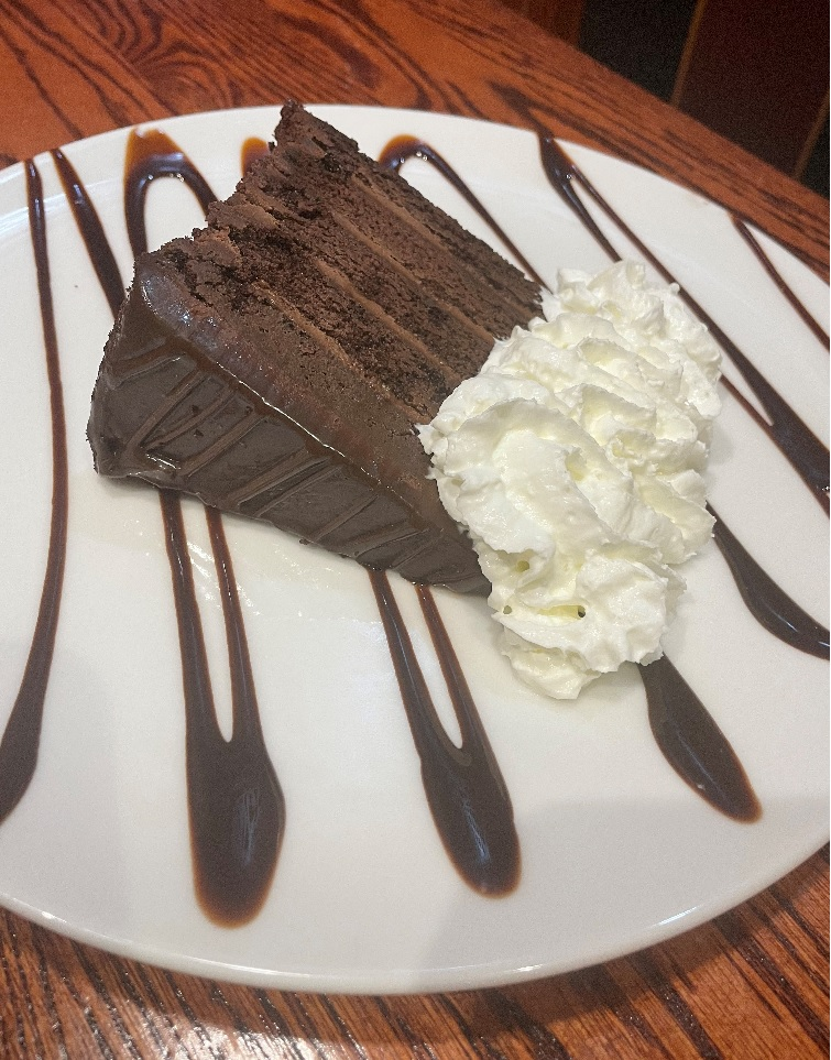Ridiculously Awesome, Insanely Large Chocolate Cake