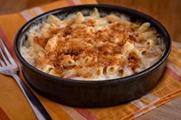 Deep Dish Mac and Cheese