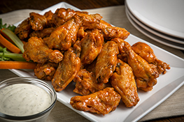Chicken Wings Platter
