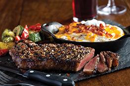 Stockyard Strip Steak