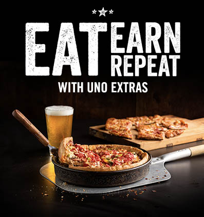 Eat, Earn, Repeat with Uno Extras